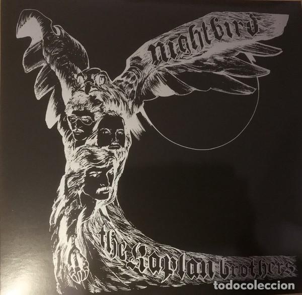 LP THE KAPLAN BROTHERS - NIGHTBIRD - QUINTRON RECORD CO. QR76 - RE (EX+/EX+)* (Música - Discos - LP Vinilo - Pop - Rock - Extranjero de los 70)