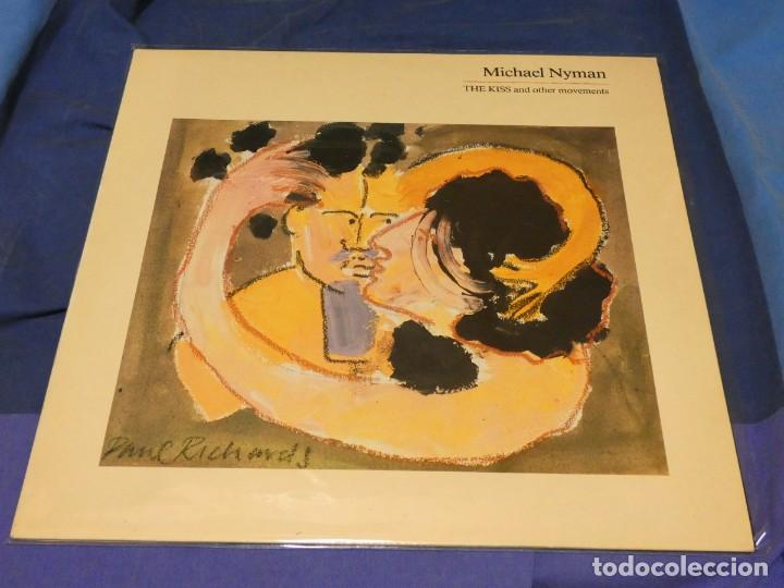 EXPRU EXPRU LP PROGRESIVO MICHAEL NYMAN THE KISS AND OTHER...INMACULADO ESPECTACULAR (Música - Discos - LP Vinilo - Pop - Rock - Extranjero de los 70)