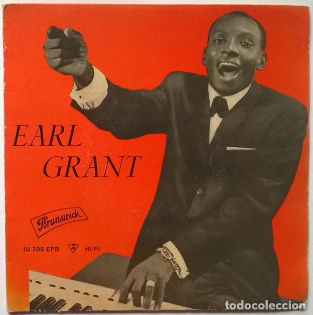 EARL GRANT. HOUSE OF BAMBOO/ TWO LOVES HAVE I/ LA SEINE/ C'EST SI BON. BRUNSWICK, SPAIN 1960 EP (Música - Discos de Vinilo - EPs - Jazz, Jazz-Rock, Blues y R&B)