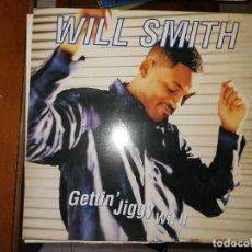 Discos de vinilo: DISCO WILL SMITH . GETTIN' JIGGY. WIT IT. Lote 243669635