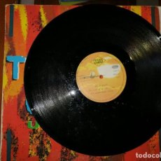 Discos de vinilo: DISCO WEST BAM. THE ROOF IS ON FIRE!. ULTIMATE MIX. Lote 243672860