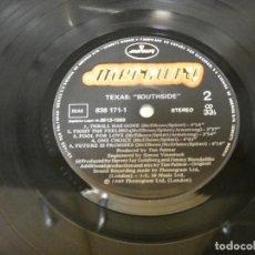 Discos de vinilo: EXPRU LP TEXAS SOUTHSIDE VINILO ESTADO DECENTE, NO HAY TAPA. Lote 243675505