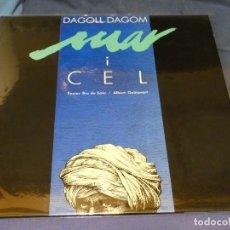Discos de vinilo: EXPRU LP GATEFOLD 1988 ESTADO GENERAL BUENISIMO DAGOLL DAGOM MAR I CEL. Lote 243676775