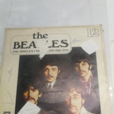 Discos de vinilo: THE BEATLES - THE SINGLES COLLECTION 1962/1970 - LADY MADONNA / THE INNER LIGHT Nº 12. Lote 243684200