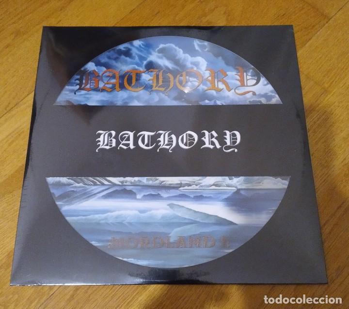 VINILO BATHORY – NORDLAND I. PICTURE 2007. (Música - Discos - LP Vinilo - Heavy - Metal)