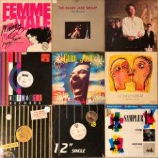 Discos de vinil: LOTE 13 MAXI SINGLE 80'S 90'S VARIADO. Lote 243696505
