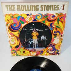 Discos de vinilo: THE ROLLING STONES ‎– THE ROLLING STONES/1 /ONLY FOR JAPANESE MARKET DESIGNED PSYCHEDELIC COVER. Lote 243762405