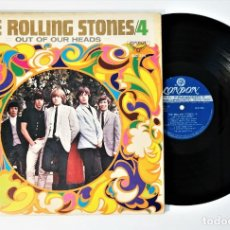Discos de vinilo: THE ROLLING STONES‎–THE ROLLING STONES/4 SPECIAL SERIES/JAPAN-DESIGNED PSYCHEDELIC GATEFOLD COVER. Lote 243766115