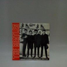 Discos de vinilo: THE BEATLES KANSAS CITY. Lote 243783070