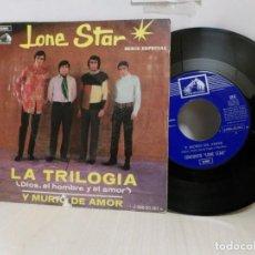 Discos de vinilo: LONE STAR--LA TRILOGIA-EMI 1969- SPAIN-. Lote 243786310