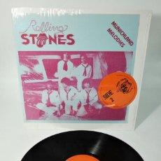 Discos de vinilo: THE ROLLING STONES-MUNICHLAND MELODIES ESTE ES EL NO.1 DE SOLO 1000 COPIAS. Lote 243788185