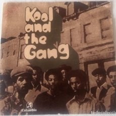Discos de vinilo: KOOL AND THE GANG - KOOL AND THE GANG 1970 COLUMBIA - 1970. Lote 243790710
