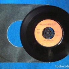 Discos de vinilo: BEATLES SINGLE ORIGINAL EPOCA CAPITOL CONJUNTO BRITANICO BEAT MUSIC. Lote 243792785