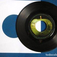 Discos de vinilo: BEATLES SINGLE ORIGINAL AÑOS 60 CONJUNTO MUSICAL. Lote 243793090
