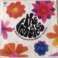 Discos de vinilo: THE TREMELOES - BE MINE (MI SEGUIRAI) C B S - 1967. Lote 243795780