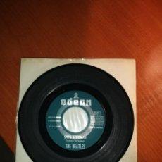 Discos de vinilo: THE BEATLES SHE'S A WOMAN / I FEEL FINE JUKEBOX.. Lote 243797380