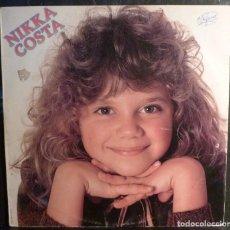 Disques de vinyle: NIKKA COSTA // NIKKA COSTA // 1981 // ENCARTE// (VG VG). LP. Lote 243798750