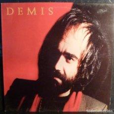 Discos de vinilo: DEMIS ROUSSOS // DEMIS /7 1982 // (VG VG). LP. Lote 243799445