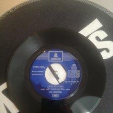 Discos de vinilo: LOS MUSTANG - OTRA RAZÓN - VIVIR EN BAHÍA. Lote 243806085