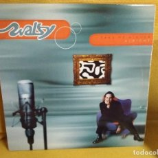Discos de vinilo: WALTY - TAKE ME HIGHER. Lote 243808150