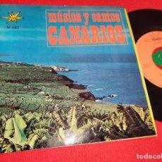 Disques de vinyle: CONJUNTO ACAYMO FOLIAS A TRIO +2 EP 7'' 1965 MARFER CANARIAS FOLK. Lote 243809580