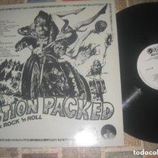 Discos de vinilo: ACTION PACKED RARE R&R WENDY RECORDS00002 EDICION LIMITADA ORIGINAL AUSTRALIA LEA DESCRIPCION. Lote 243821005