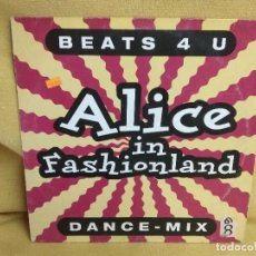 Discos de vinilo: BEATS 4 U. Lote 243822885