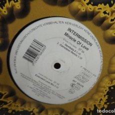 Discos de vinilo: INTERMISSION - MIRA LE OF LOVE. Lote 243823320