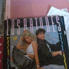 Discos de vinilo: LOS RATONES. Lote 243827565