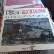 Discos de vinilo: CROSBY/SINATRA. Lote 243843485