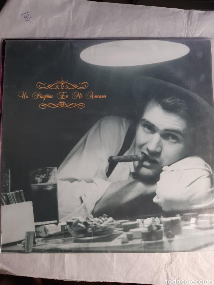 Discos de vinilo: 2 LP UN PINGUINO EN MI ASCENSOR EL BALNEARIO YANG AND GINES - Foto 3 - 243846390