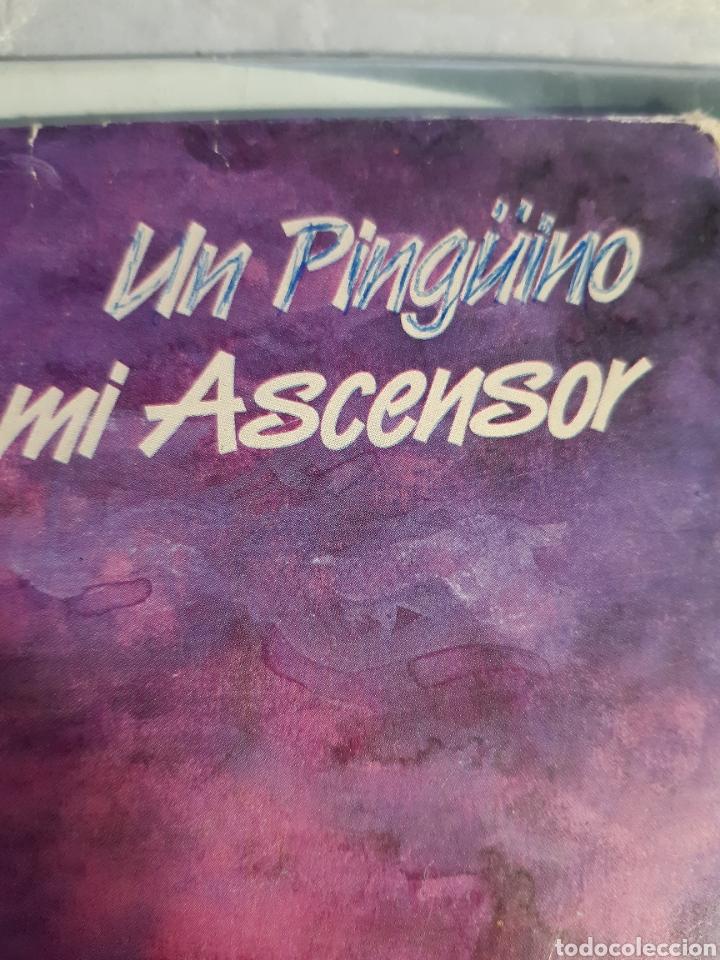 Discos de vinilo: 2 LP UN PINGUINO EN MI ASCENSOR EL BALNEARIO YANG AND GINES - Foto 4 - 243846390