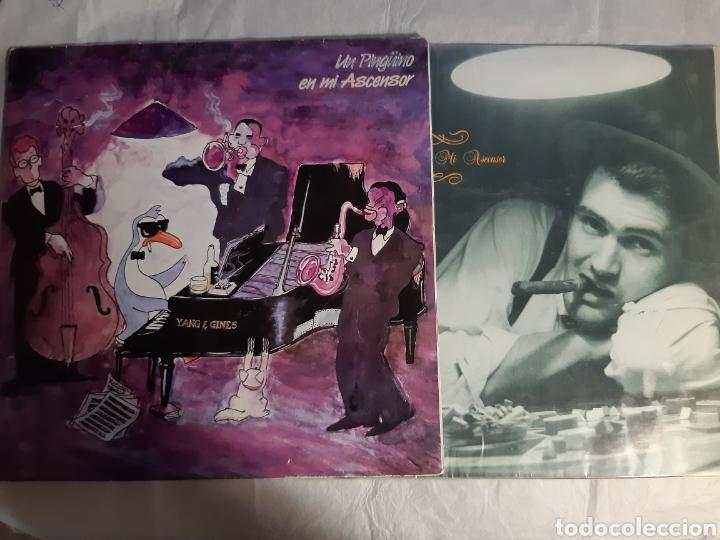2 LP UN PINGUINO EN MI ASCENSOR EL BALNEARIO YANG AND GINES (Música - Discos - LP Vinilo - Grupos Españoles de los 90 a la actualidad)