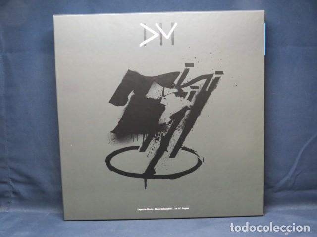 "DEPECHE MODE - BLACK CELEBRATION | THE 12"" SINGLES - 5 12´´ (Música - Discos de Vinilo - Singles - Pop - Rock Internacional de los 80)"