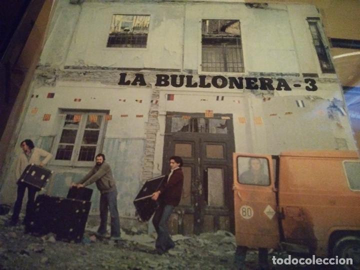 LA BULLONERAS - 3 - MOVIEPLAY 17.1451/4 - 1979 (Música - Discos - LP Vinilo - Grupos Españoles de los 70 y 80)