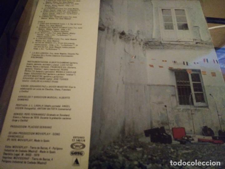 Discos de vinilo: La Bulloneras - 3 - MoviePlay 17.1451/4 - 1979 - Foto 2 - 243849075