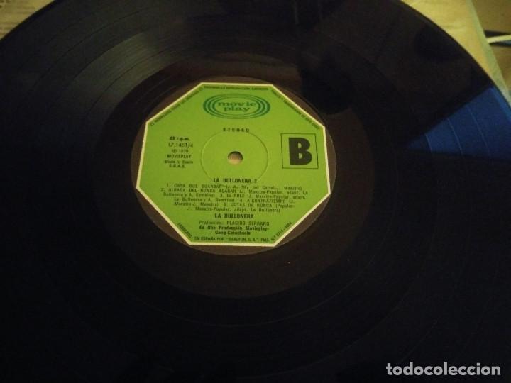 Discos de vinilo: La Bulloneras - 3 - MoviePlay 17.1451/4 - 1979 - Foto 5 - 243849075