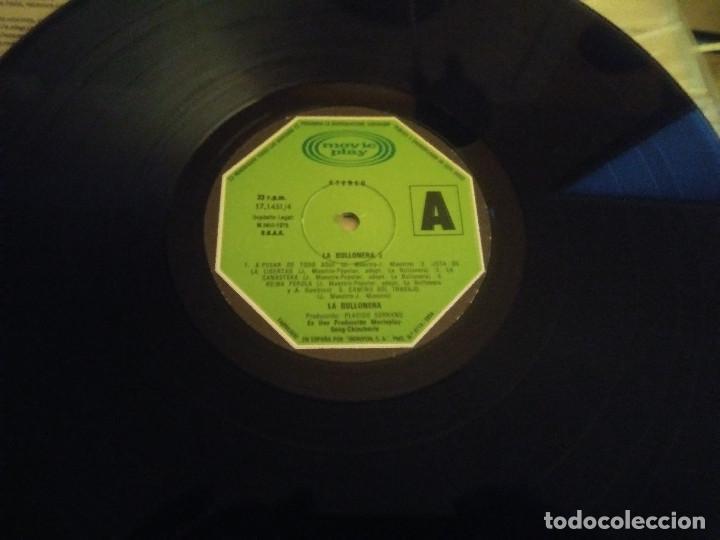 Discos de vinilo: La Bulloneras - 3 - MoviePlay 17.1451/4 - 1979 - Foto 6 - 243849075