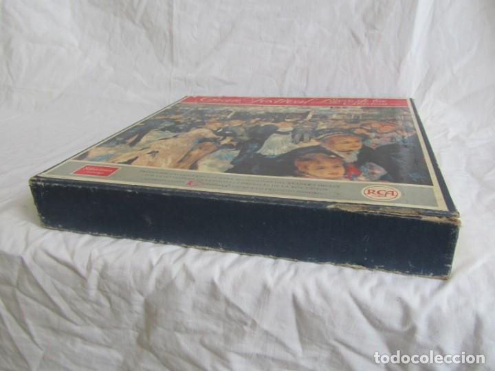 Discos de vinilo: Caja con 12 LPs vinilo Gran festival ligero de los clásicos Readers Digest - Foto 2 - 243850500