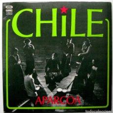 Discos de vinilo: APARCOA - CHILE - LP MOVIEPLAY 1977 GATEFOLD BPY. Lote 243852225