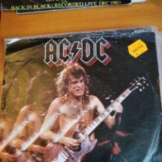 Discos de vinilo: AC/DC NERVOUS SHAKEDOWN SINGLE. Lote 243853080