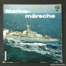 Discos de vinilo: MARINE MARSCHE - EP ALEMAN - PHILIPS. Lote 243853190
