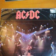 Discos de vinilo: AC/DC LET'S GET IT UP SINGLE. Lote 243853780