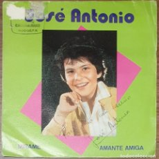 Discos de vinilo: JOSE ANTONIO MIRAME 1984 ELCHE ALICANTE EDICION LIMITADA 1.000 EJEMPLARES FIRMADO Y DEDICADO RARO. Lote 243855405