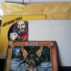 Discos de vinilo: JETHRO TULL 3 LPS 1976 - 1982. Lote 243856860