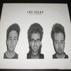 Discos de vinilo: LOS LOCOS - I SAY A LITTLE PRAYER - TWINS 1988 - EX. Lote 243859065
