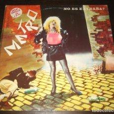 Discos de vinilo: METRO - NO ES EXTRAÑA - ACUARIO 1984 - MAXI. Lote 243860180