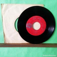 Disques de vinyle: FREDDY GUITARE ET LES DRAGUERS.SUR TERRE - LIMPIO,TRATADO CON ALCOHOL ISOPROPÍLICO. AZ. Lote 240487805
