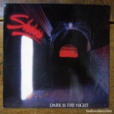 Discos de vinilo: SHAKATAK - DARK IS THE NIGHT, EXTENDED VERSION / I LOSE MYSELF, REMIX - 1983 - EDICIÓN INGLESA. Lote 243864380