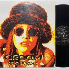 Discos de vinilo: MAXI CREAM IT'S BRUTAL DE 1994. Lote 243866900